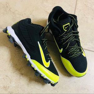 Nike Huarache Baseball Cleats (GS)